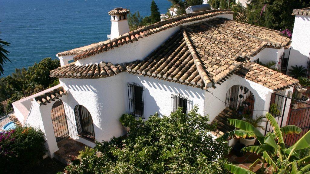 Casa Lobo - villa i Salobrena med unik havudsigt